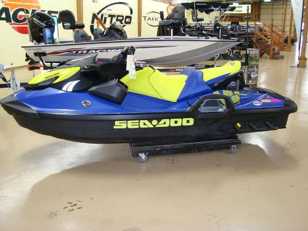 2021 Sea Doo PWC boat for sale, model of the boat is WAKE 170 W/S & Image # 1 of 9