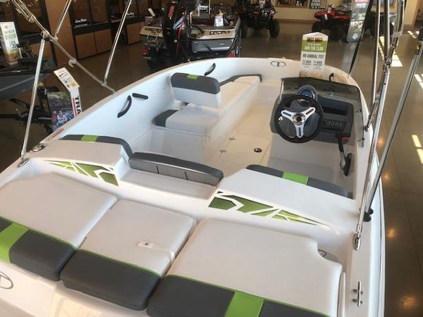 2022 Tahoe boat for sale, model of the boat is T16 & Image # 2 of 5