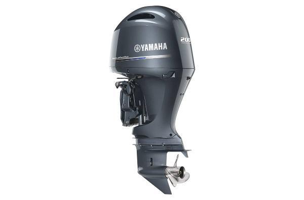2020 Yamaha Outboards F200XCA image