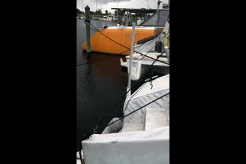 Custom Power Catamaran video