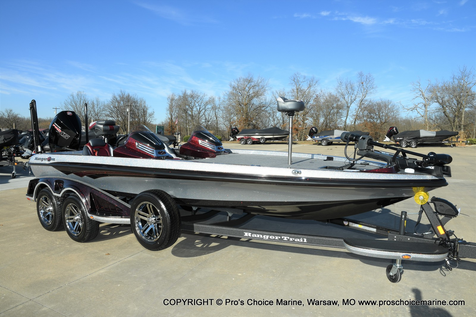 2021 Ranger Boats boat for sale, model of the boat is Z521C Ranger Cup Equipped DUAL CONSOLE & Image # 1 of 50