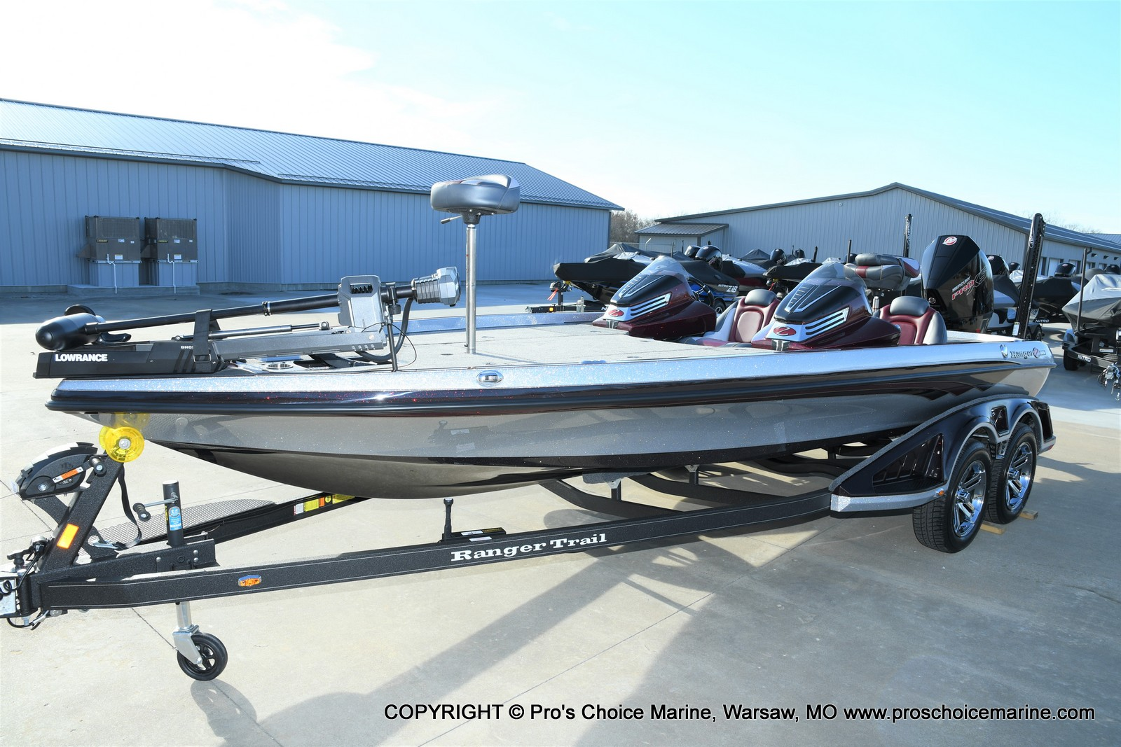 2021 Ranger Boats boat for sale, model of the boat is Z521C Ranger Cup Equipped DUAL CONSOLE & Image # 18 of 50