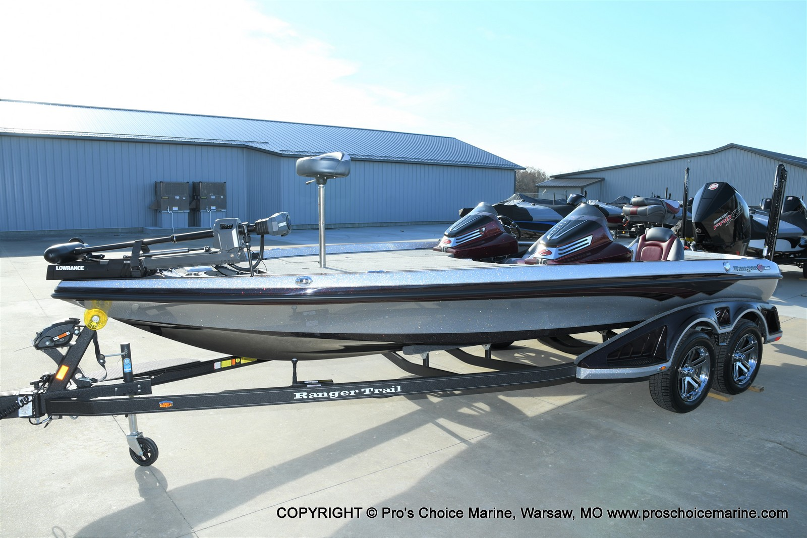 2021 Ranger Boats boat for sale, model of the boat is Z521C Ranger Cup Equipped DUAL CONSOLE & Image # 19 of 50