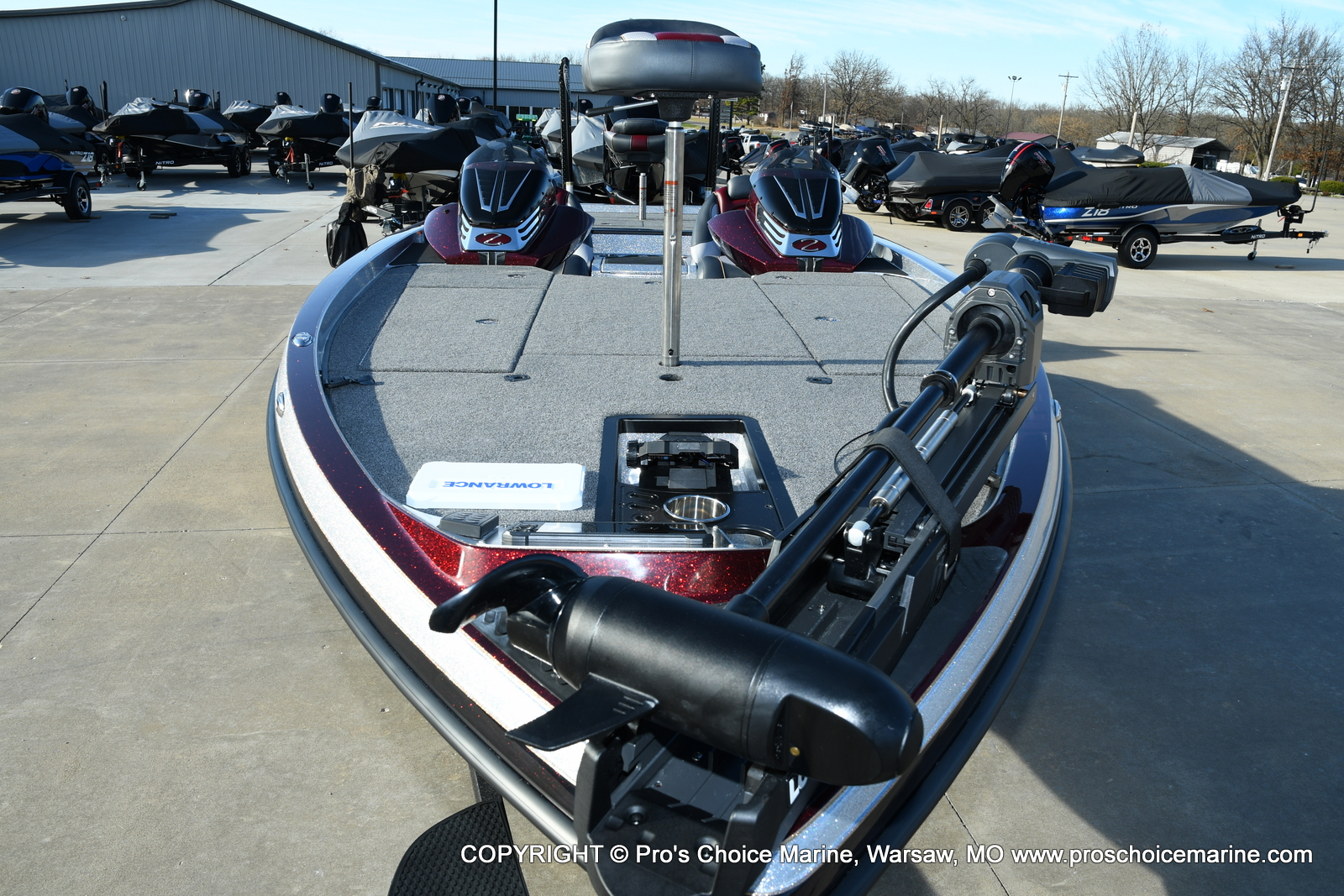 2021 Ranger Boats boat for sale, model of the boat is Z521C Ranger Cup Equipped DUAL CONSOLE & Image # 36 of 50