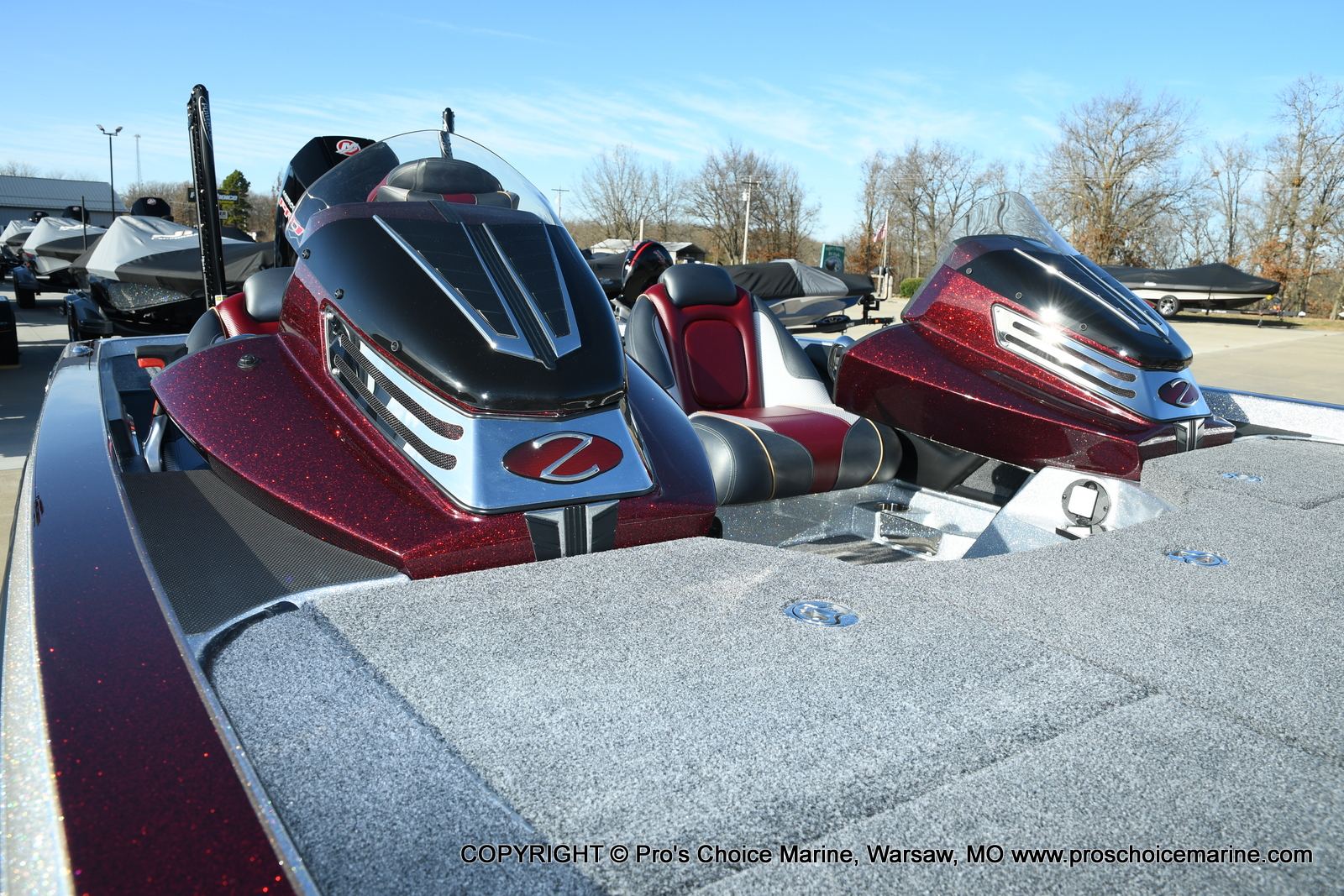 2021 Ranger Boats boat for sale, model of the boat is Z521C Ranger Cup Equipped DUAL CONSOLE & Image # 37 of 50