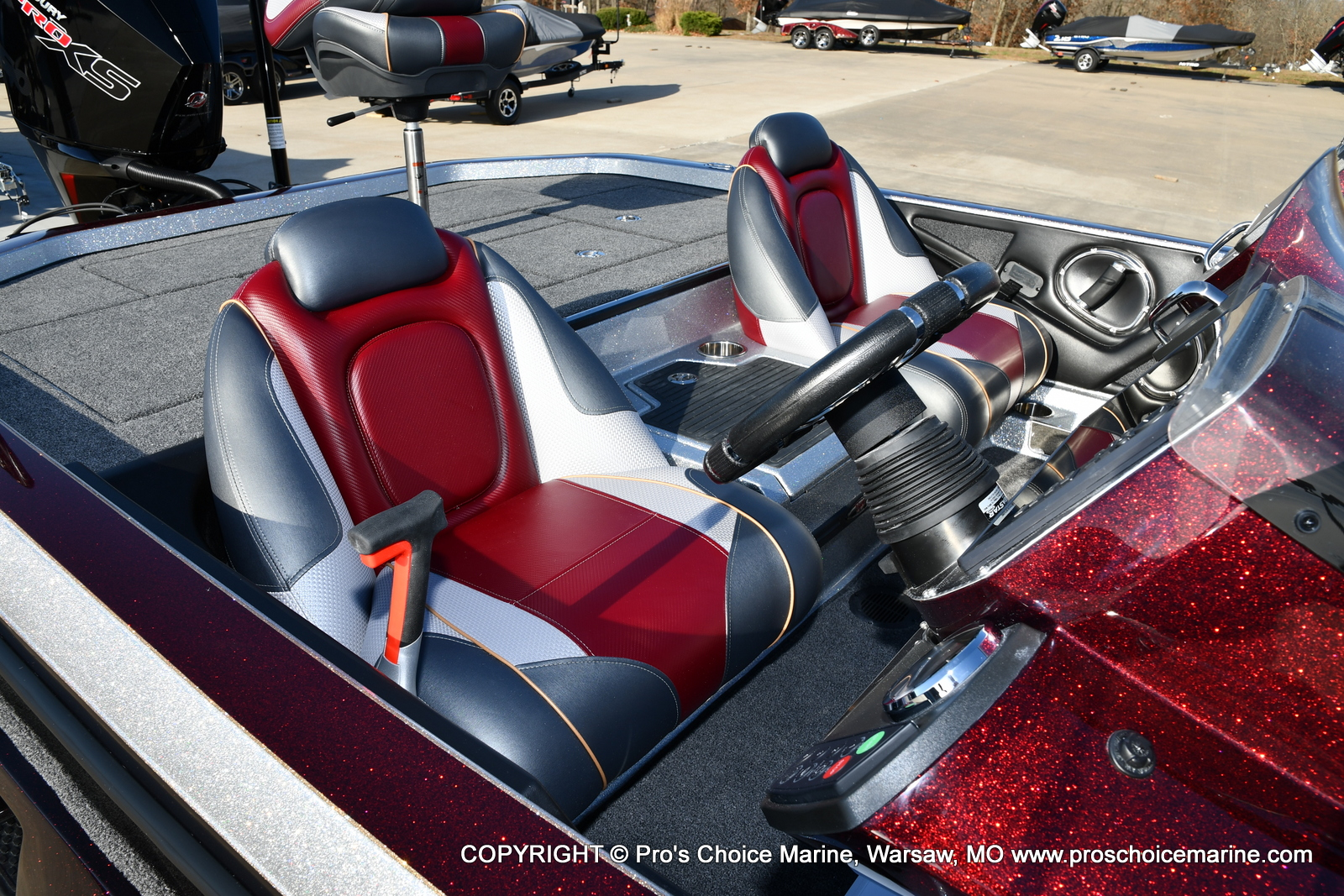 2021 Ranger Boats boat for sale, model of the boat is Z521C Ranger Cup Equipped DUAL CONSOLE & Image # 47 of 50