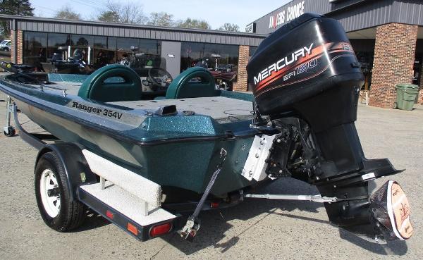 1995 Ranger Boats boat for sale, model of the boat is 354V & Image # 8 of 10