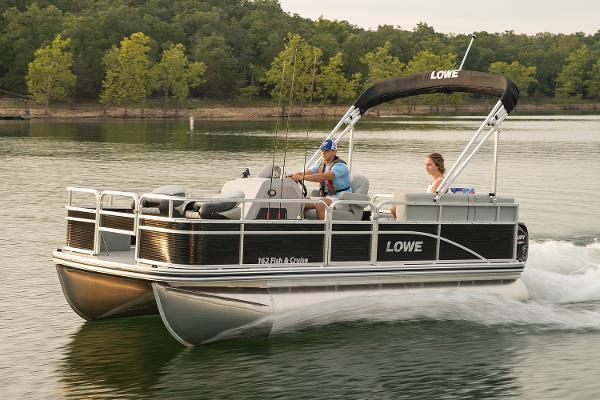 2021 Lowe Ultra 162 Fish & Cruise