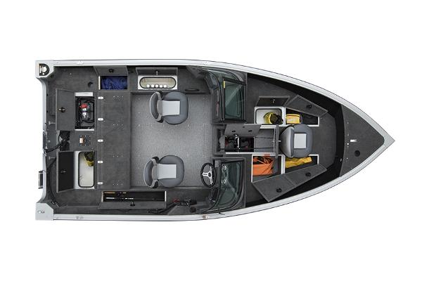 2021 Alumacraft boat for sale, model of the boat is Competitor 175 Sport & Image # 9 of 9