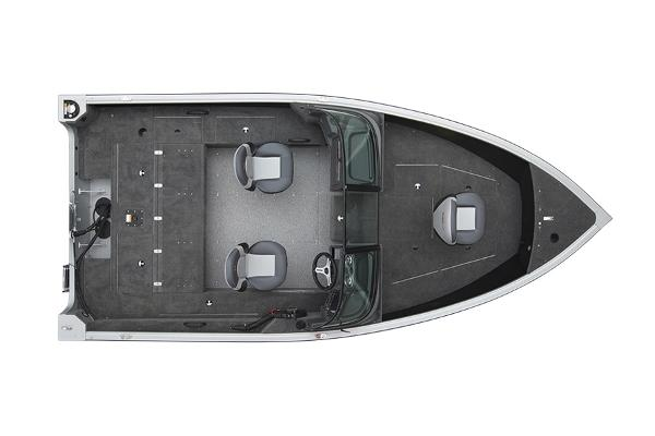 2021 Alumacraft boat for sale, model of the boat is Competitor 175 Sport & Image # 1 of 9