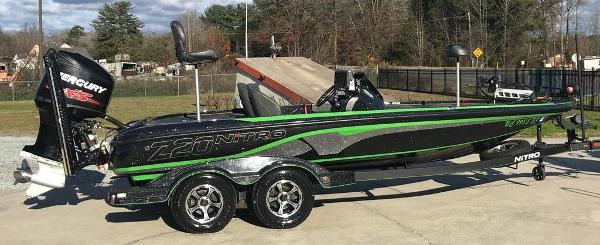 2018 Nitro boat for sale, model of the boat is Z20 & Image # 9 of 11