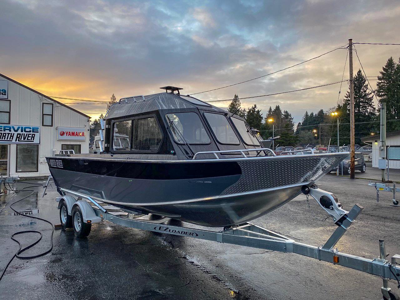 2021 NORTH RIVER 24 Seahawk Fastback