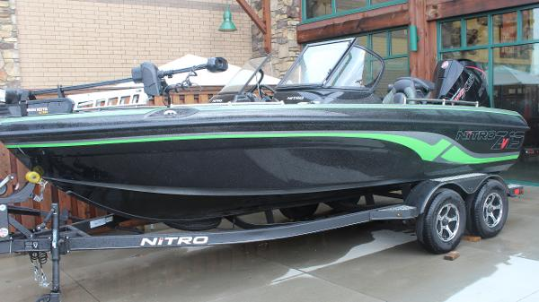 2020 Nitro boat for sale, model of the boat is ZV19 & Image # 1 of 64