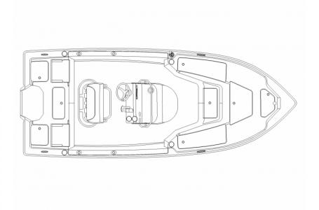 2021 Key West boat for sale, model of the boat is 210BR & Image # 14 of 23