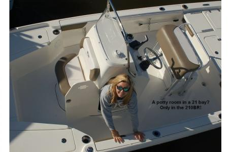 2021 Key West boat for sale, model of the boat is 210BR & Image # 6 of 23