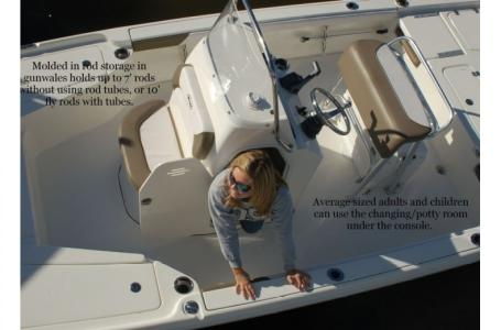 2021 Key West boat for sale, model of the boat is 210BR & Image # 9 of 23