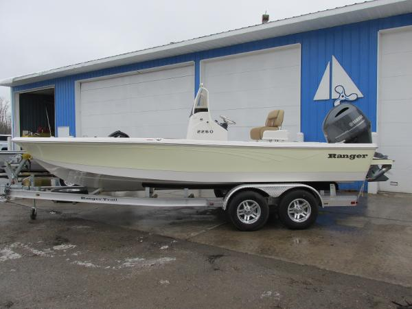 2021 Ranger Boats boat for sale, model of the boat is 2260 & Image # 1 of 31