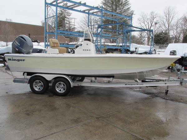 2021 Ranger Boats boat for sale, model of the boat is 2260 & Image # 2 of 31
