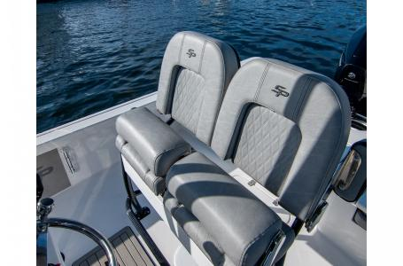 2021 Sea Pro boat for sale, model of the boat is 228 DLX Bay Boat & Image # 35 of 50