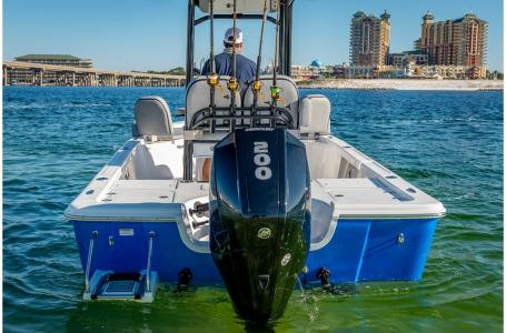 2021 Sea Pro boat for sale, model of the boat is 228 DLX Bay Boat & Image # 36 of 50