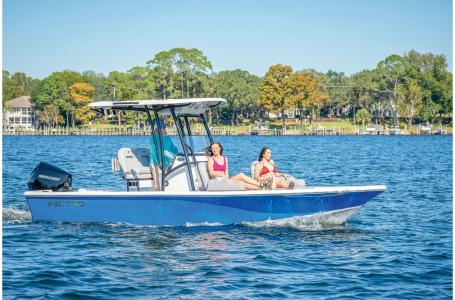 2021 Sea Pro boat for sale, model of the boat is 228 DLX Bay Boat & Image # 37 of 50