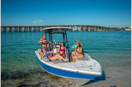 2021 Sea Pro boat for sale, model of the boat is 228 DLX Bay Boat & Image # 15 of 50