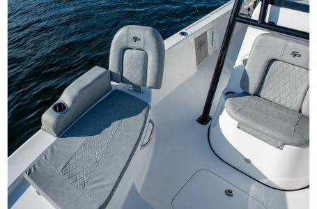 2021 Sea Pro boat for sale, model of the boat is 228 DLX Bay Boat & Image # 18 of 50