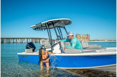 2021 Sea Pro boat for sale, model of the boat is 228 DLX Bay Boat & Image # 19 of 50