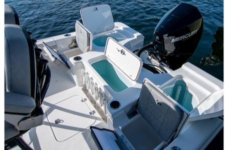2021 Sea Pro boat for sale, model of the boat is 228 DLX Bay Boat & Image # 20 of 50