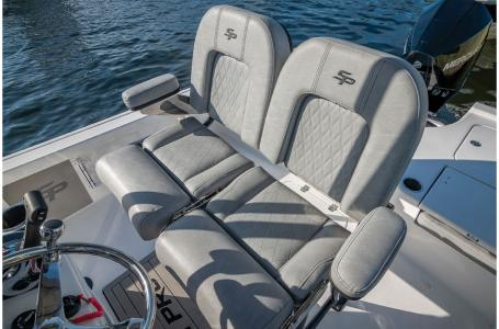 2021 Sea Pro boat for sale, model of the boat is 228 DLX Bay Boat & Image # 29 of 50