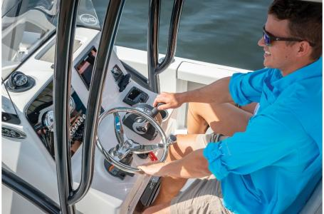 2021 Sea Pro boat for sale, model of the boat is 228 DLX Bay Boat & Image # 30 of 50