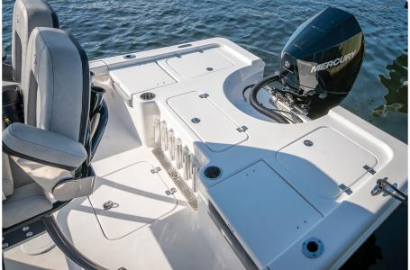 2021 Sea Pro boat for sale, model of the boat is 228 DLX Bay Boat & Image # 33 of 50