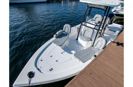 2021 Sea Pro boat for sale, model of the boat is 228 DLX Bay Boat & Image # 42 of 50