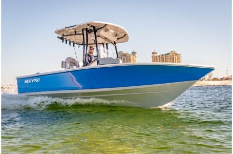 2021 Sea Pro boat for sale, model of the boat is 228 DLX Bay Boat & Image # 44 of 50