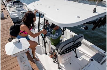 2021 Sea Pro boat for sale, model of the boat is 228 DLX Bay Boat & Image # 48 of 50