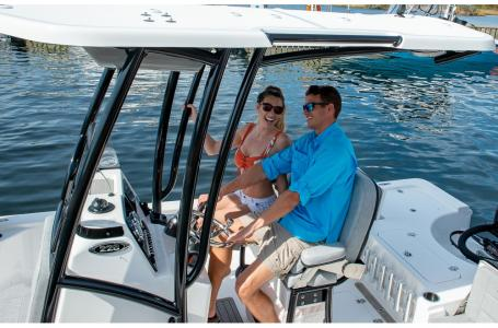 2021 Sea Pro boat for sale, model of the boat is 228 DLX Bay Boat & Image # 50 of 50