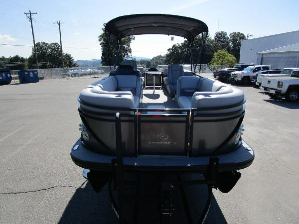 2021 Regency boat for sale, model of the boat is 230 DL3 & Image # 48 of 54