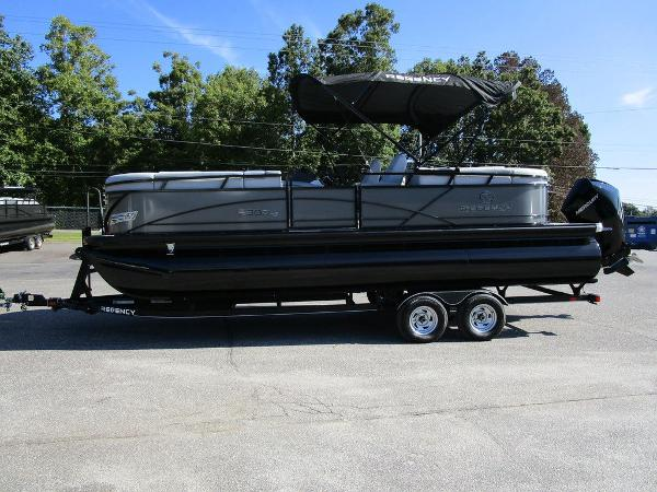 2021 Regency boat for sale, model of the boat is 230 DL3 & Image # 54 of 54