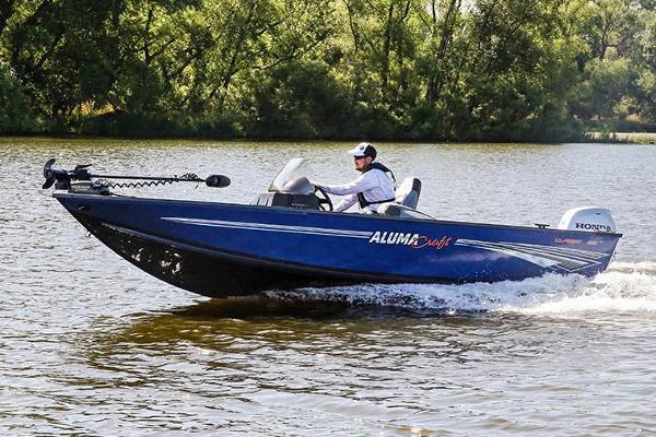 2021 Alumacraft boat for sale, model of the boat is Classic 165 CS & Image # 1 of 14
