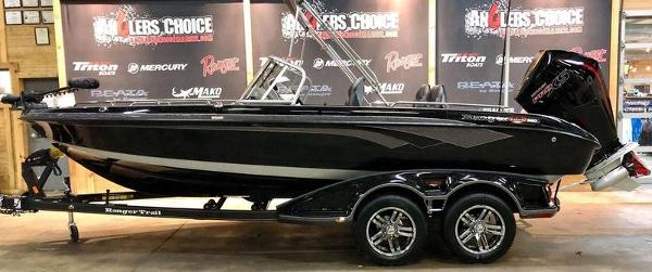 2021 Ranger Boats boat for sale, model of the boat is 620FS Ranger Cup Equipped & Image # 1 of 10