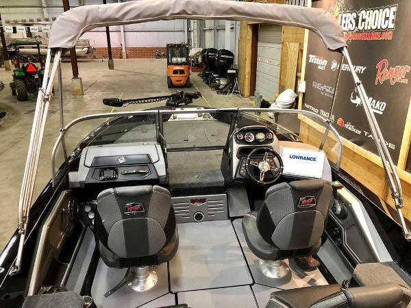 2021 Ranger Boats boat for sale, model of the boat is 620FS Ranger Cup Equipped & Image # 7 of 10