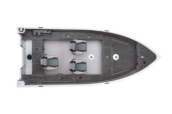2021 Alumacraft boat for sale, model of the boat is Classic 165 & Image # 10 of 11