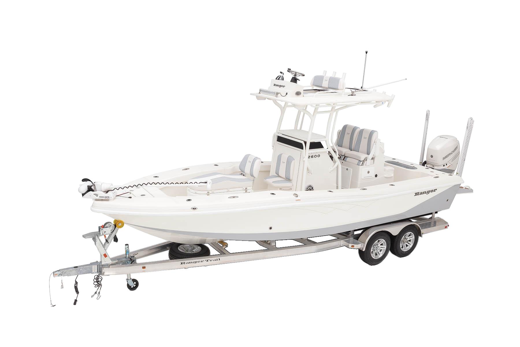 2021 Ranger R2600 BAY