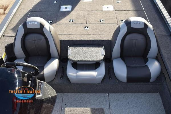 2020 Lund boat for sale, model of the boat is 2075 Pro-V Bass Bench Seating & Image # 18 of 103