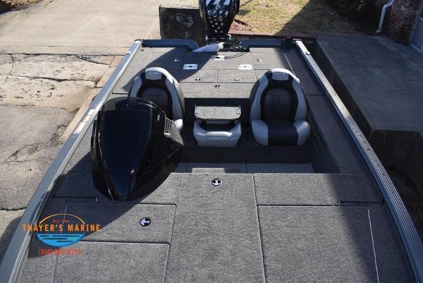 2020 Lund boat for sale, model of the boat is 2075 Pro-V Bass Bench Seating & Image # 27 of 103
