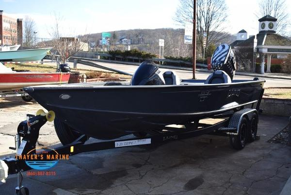 2020 Lund boat for sale, model of the boat is 2075 Pro-V Bass Bench Seating & Image # 31 of 103
