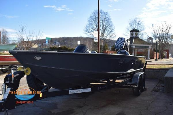 2020 Lund boat for sale, model of the boat is 2075 Pro-V Bass Bench Seating & Image # 35 of 103