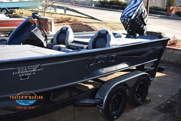 2020 Lund boat for sale, model of the boat is 2075 Pro-V Bass Bench Seating & Image # 62 of 103