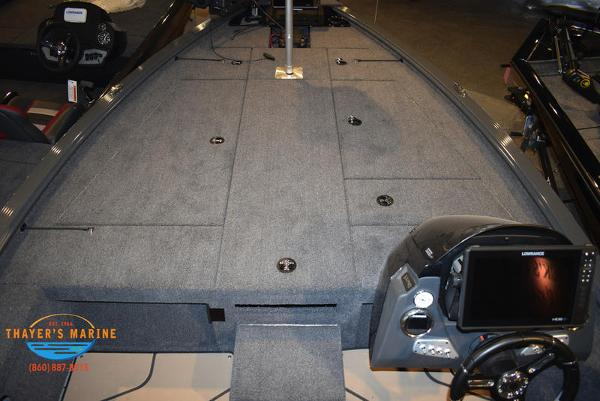 2020 Lund boat for sale, model of the boat is 2075 Pro-V Bass Bench Seating & Image # 63 of 103