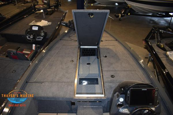 2020 Lund boat for sale, model of the boat is 2075 Pro-V Bass Bench Seating & Image # 101 of 103